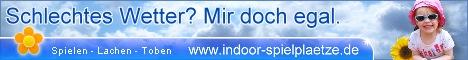indoor-spielplaetze.de - Spielen - Lachen - Toben