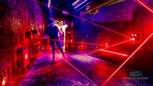 Maze Mission Lasergame